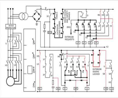 11 Simple Electrical Panel Board Wiring Diagram Pdf