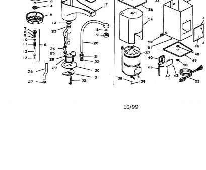 Electrical Wiring Diagram, A Garbage Disposal, Dishwasher