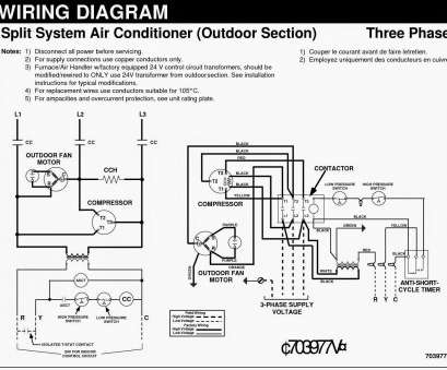 Electrical Wiring Diagram Of, Compressor Most Air