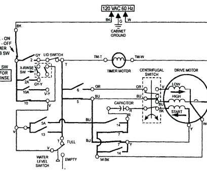 Electrical Wiring Diagram Of Washing Machine Best