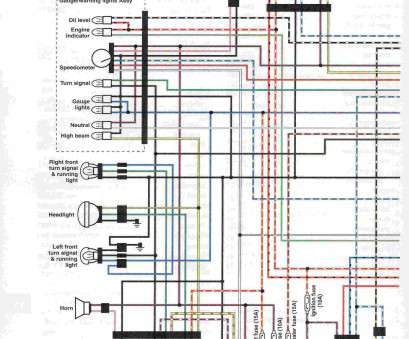 yamaha seca wiring diagram free picture schematic - detailed wiring