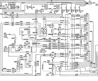 Electrical Wiring Diagram Volvo 940 Brilliant Famous 1995