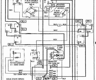 98 Ez Go Wiring Diagram