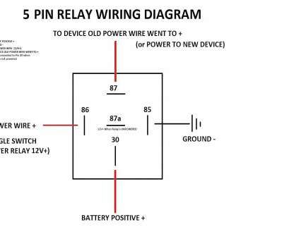Simple Relay Switch Wiring Diagram   familycourt.us on