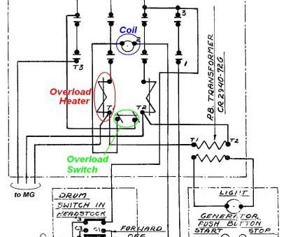 18 Practical Forward Reverse Starter Wiring Diagram