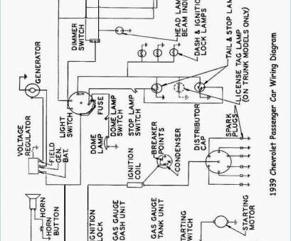 File: Point And Condenser Wiring Diagram