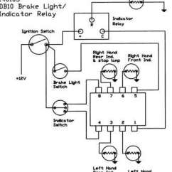 Hella Relay Wiring Diagram 2 Ford 7 Pin Trailer Plug Light Switch Best Road Lights Professional With Also Ideas