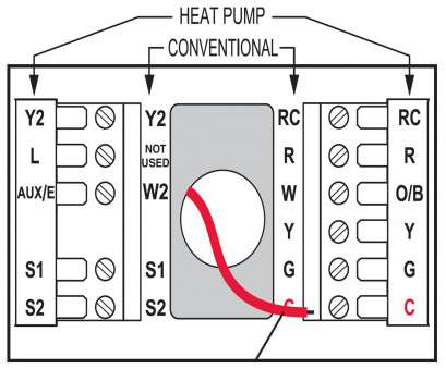 19 Professional Honeywell T5 Thermostat Wiring Diagram