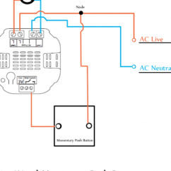 Wiring A Dimmer Switch Uk Diagram 5 Pin Relay Horn 19 Professional How To Wire In Way Two 2