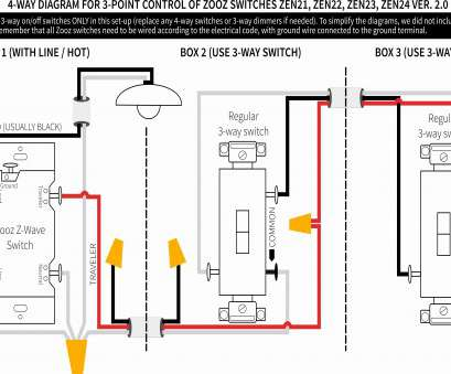 3 Way Valve Wiring Diagram | mwb-online.co Hall Light Wiring Way Switch Diagram on