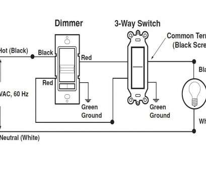 10 Fantastic How To Wire A Leviton 3-Way Dimmer Switch
