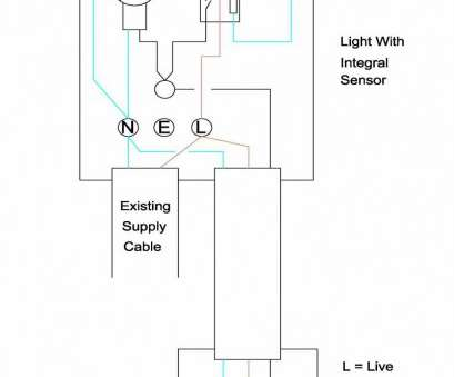How To Wire A, Light Circuit Creative Wiring Diagram Of