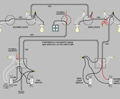 13 New How To Wire A Light, Switch, An Outlet Images