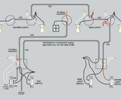How To Wire A, Light Switch Practical 2 Gang Intermediate