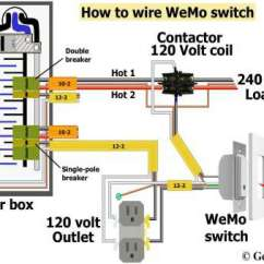 Switch Receptacle Combo Wiring Diagram For Jvc Car Audio 10 New How To Wire A Light Outlet Together Solutions Tone And