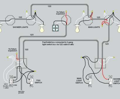 How To Wire A Light Switch To Control An Outlet Creative