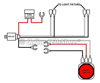 How To Wire A Light, To A Switch Brilliant Narva Winch