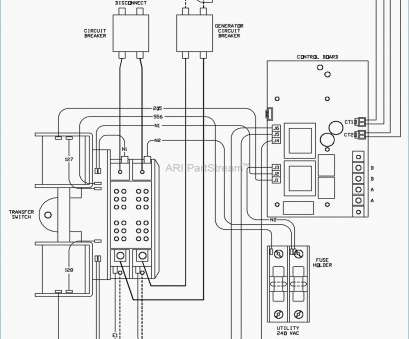 How To Wire A Manual Transfer Switch, A Generator New