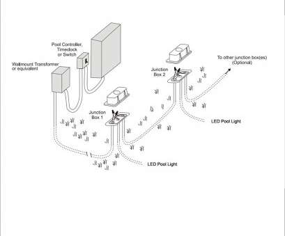 How To Wire A Pool Light Junction Box Most DOWNLOAD