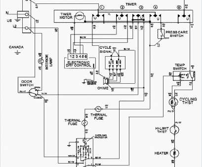 How To Wire An Electric Dryer Brilliant Wiring Diagram, Ge