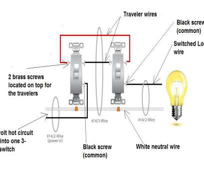 15 Popular How To Wire, Gang Light Switch Wiring Diagram