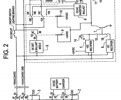 How To Wire, Light Ballast Cleaver Bodine, Wiring Diagram