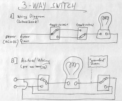 How To Wire Multiple Three, Switches New Multi Light