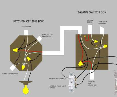 1 light 2 switches wiring diagram plum inside how to wire two lights e switch with kubota d1105 alternator up best one switching explained images