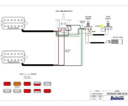 Ibanez Wiring Diagram 3, Switch Top Ibanez Electric Guitar