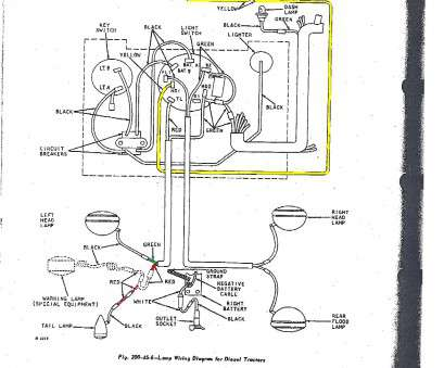 17 Simple John Deere 4010 Light Switch Wiring Collections