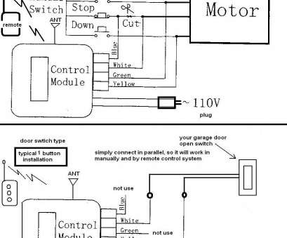 Wiring Diagram, Ceiling, Remote Control Brilliant Fan