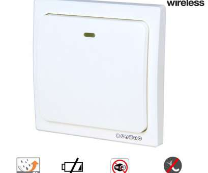 Light Switch No Wiring Fantastic Wallpad Wireless Remote 1