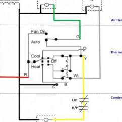 Wiring Diagram For Gas Furnace Thermostat 1984 Chevy Truck Radio 10 Best Low Voltage Collections Tone Tastic Ac On Conditioning