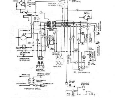 17 Practical Lucas Starter Wiring Diagram Collections