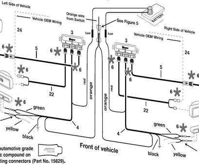 Meyers, Toggle Switch Wiring Diagram New Meyer Snow Plow