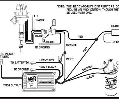 Msd Ignition Digital, Wiring Diagram Best Msd 6425 Wiring