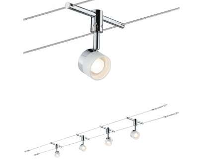Paulmann Wire Track Lighting Simple Colmar Cable Spot