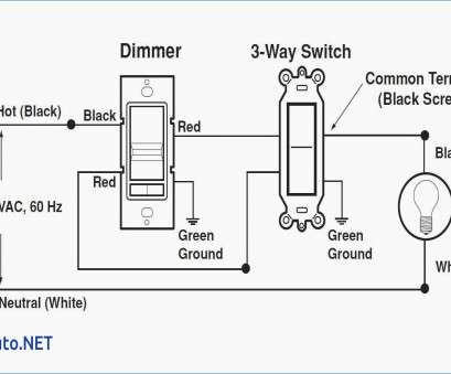 17 Popular Single Pole Switch, Outlet Wiring Diagram