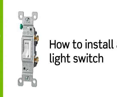 Single Pole Switch Wiring Diagrams Brilliant Leviton