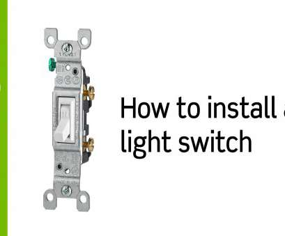 Single Pole Switch With Pilot Light Wiring Practical