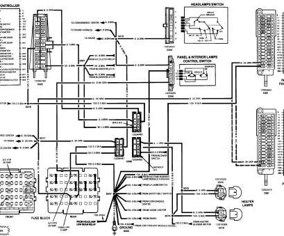 Starter Wiring Diagram, Chevy 350 Professional Chevy