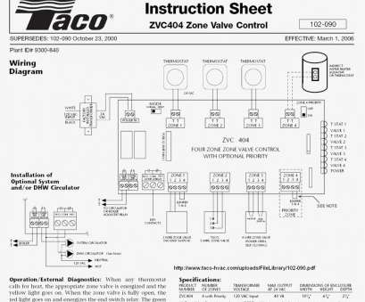 Taco Circulator Pump Wiring Diagram Practical Taco, B4