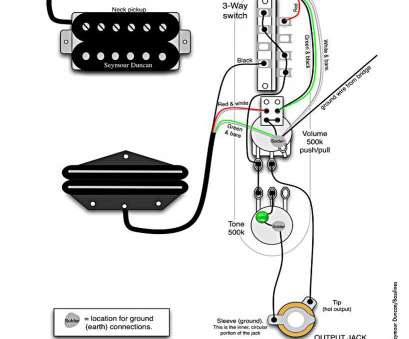 Telecaster 2 Humbuckers 4, Switch Wiring Diagram Perfect