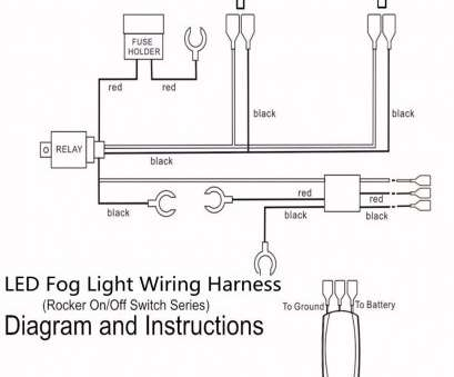 fog toggle switch to relay wiring fantastic 12v, led, light wiring 5  pin relay wiring diagram
