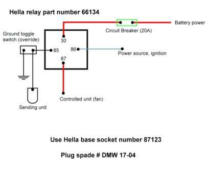 Toggle Switch To Relay Wiring Fantastic 12V, LED, Light