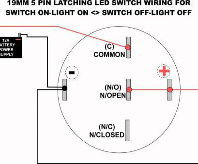 Toggle Switch Wiring 6 Pin Nice 5, Rocker Switch Wiring
