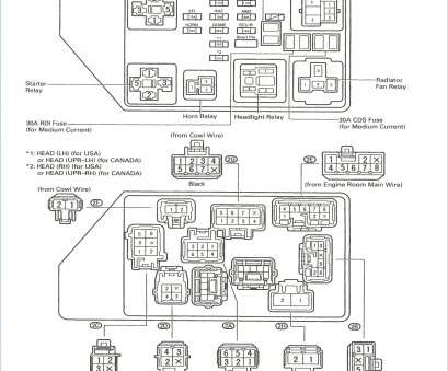 Toyota Corolla Electrical Wiring Diagram Creative Wiring