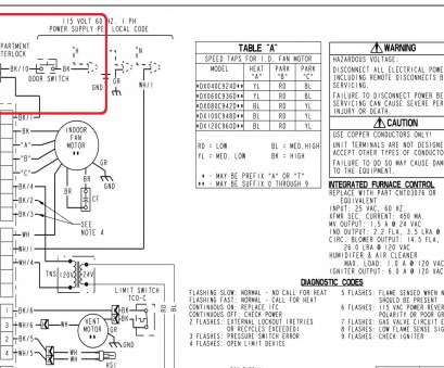 19 Professional Trane Xl 1200 Wiring Diagram Pictures