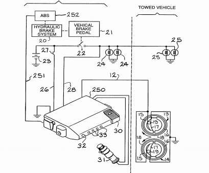 15 Perfect Typical Trailer Brake Wiring Diagram Photos