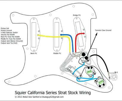 Vintage Stratocaster 3, Switch Wiring Simple Wiring